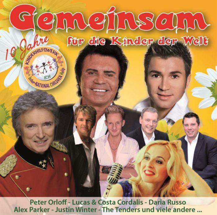 Mia Ohlsen ist natürlich auf der Charity CD des Kinderhilfswerkes ICH e.V. vertreten.